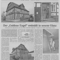 """""""Goldener Engel"""" erstrahlt im neuen Glanz"""